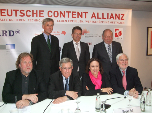 Member sof the German Content Alliance