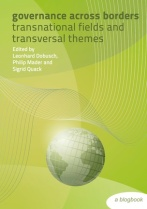 Governance across borders: transnational fields and transversal themes. Leonhard Dobusch, Philip Mader and Sigrid Quack (eds.), 2013, epubli publishers.