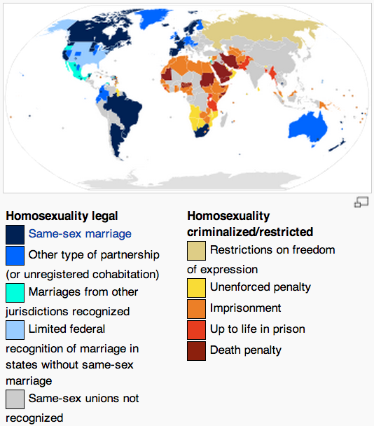 Lgbt Rights By Country Or Territory Wikipedia Autos Post