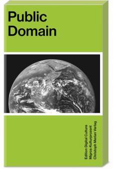 """Chapter from the Book """"Public Domain"""", edited by Dominik Landwehr"""